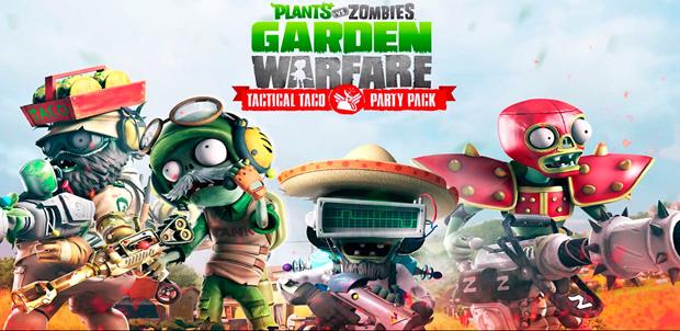 Tactical Taco Party Pack ya está listo para Xbox