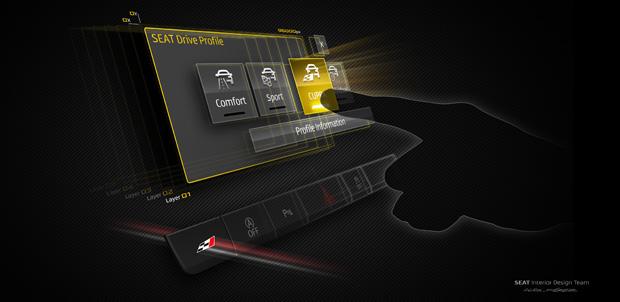 SEAT usará Android dentro de sus vehículos