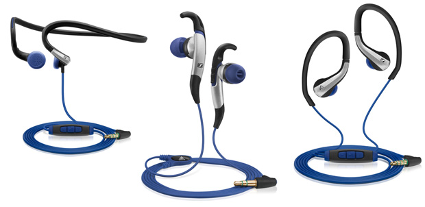 Audífonos Adidas de Sennheiser para correr