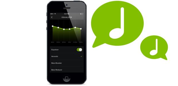 Spotify-Ecualizador