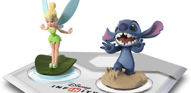 Stitch y Tinker Bell también en Disney Infinity
