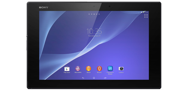 Xperia-tablet-Z2-apps