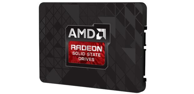 AMD lanzó SSD Radeon R7 de hasta 480GB