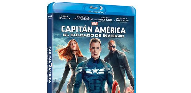 El Soldado del Invierno disponible en Blu-ray