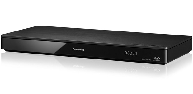 DMP-BDT360-Panasonic