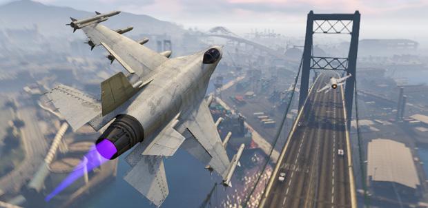 Nueva Escuela de Aviación en GTA Online