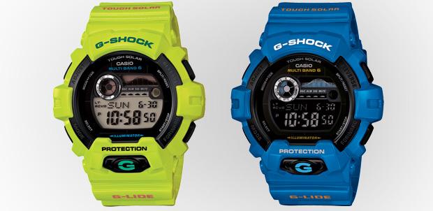 La nueva serie de G-Shock llega a México