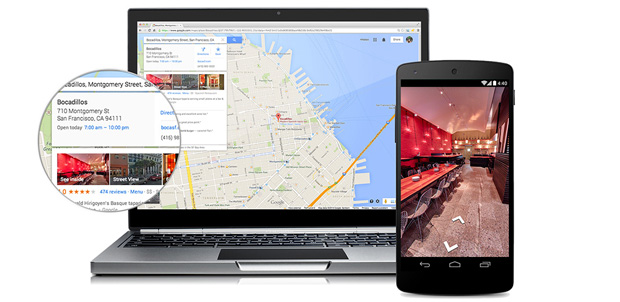 Google-Maps-Business-View
