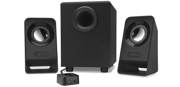 El nuevo sistema de audio 2.1 de Logitech