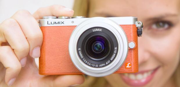 Lumix GM1 combina diseño retro con Wi-Fi