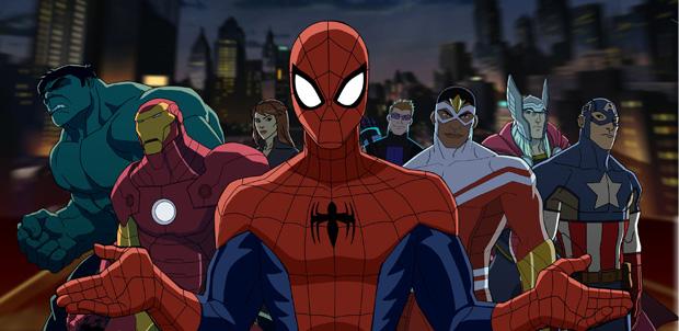Disney XD trae en agosto el Poder Marvel