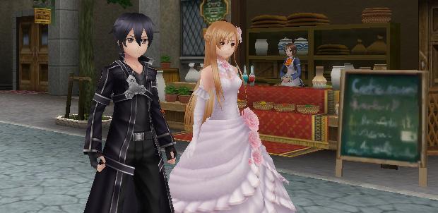 Sword Art Online ya se estrenó para PS Vita