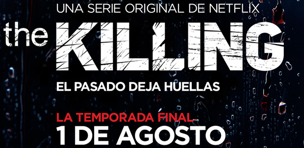 Última temporada de The Killing en Netflix