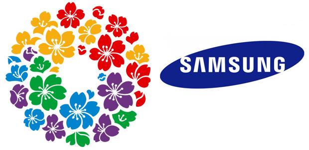 Samsung con los Juegos Olímpicos hasta 2020