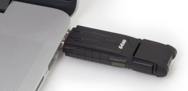 La USB HyperX FURY llega con hasta 64GB
