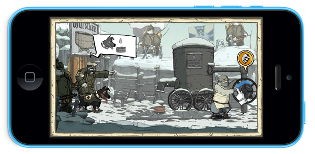 Ubisoft lanzará Valiant Hearts para iOS