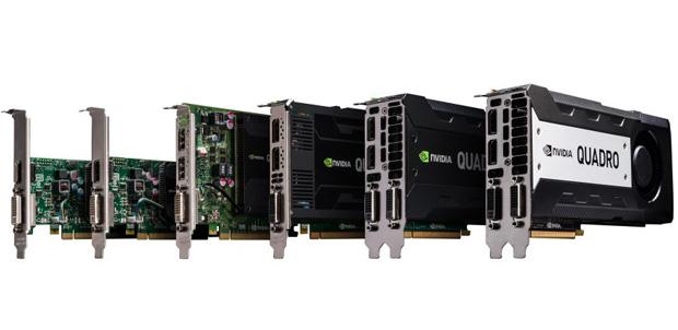 Nueva generación de GPU nVIDIA Quadro