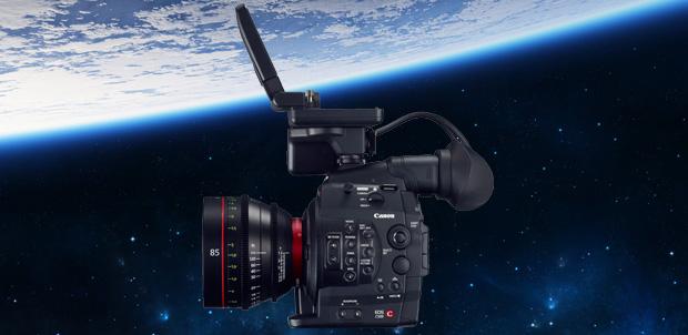 Canon captura el espacio en 4K para IMAX