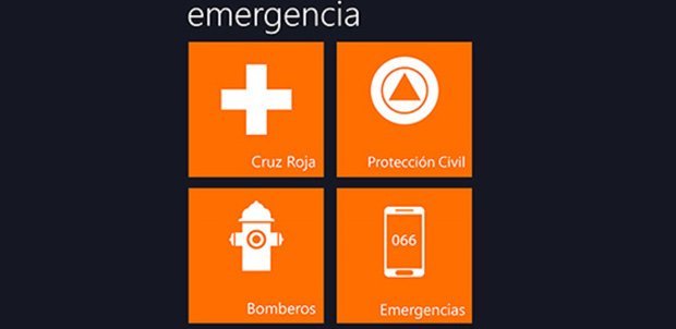 Emergencias-Windows-Phone