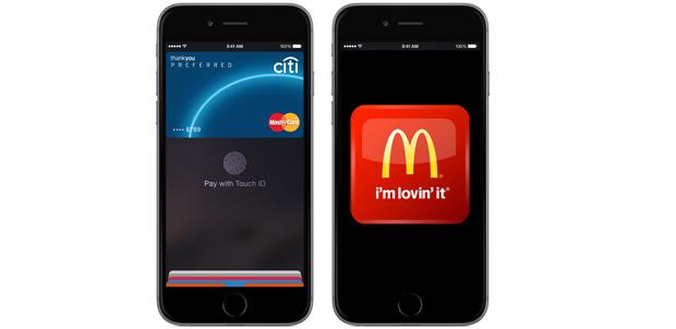McDonald's usará la nueva forma de pago