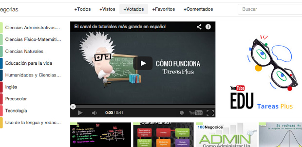 YouTube-EDU-Mexico