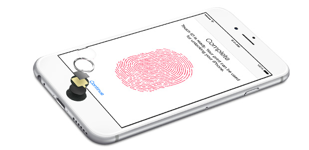 Dropbox-TouchID