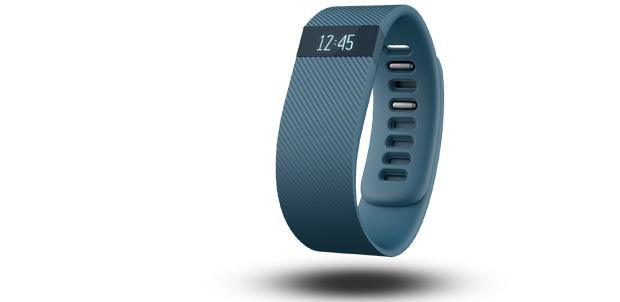 Fitbit Charge: ayuda a elevar tus actividades
