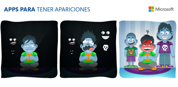 Disfruta del Halloween con Windows Phone