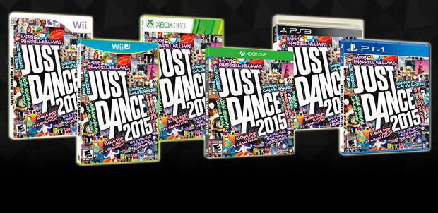 Baila como los grande con Just Dance 2015