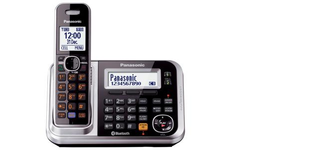 Panasonic KX-TG7841 habla con un Android