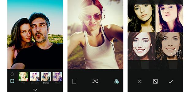 B612 puede ser tu aplicación para selfies