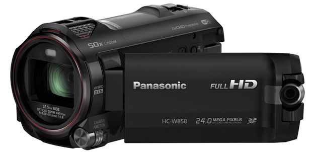 Panasonic-HC-W850