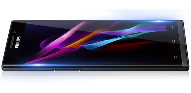 I966 Aurora el smartphone QHD de Philips