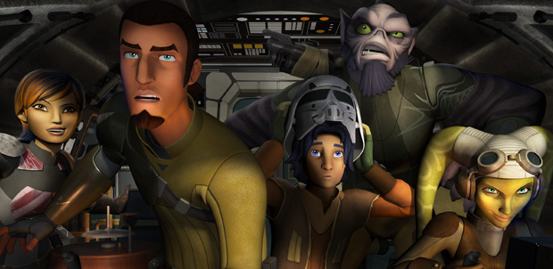 Habrá segunda temporada de Star Wars Rebels