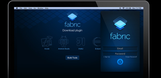 Twitter-Fabric