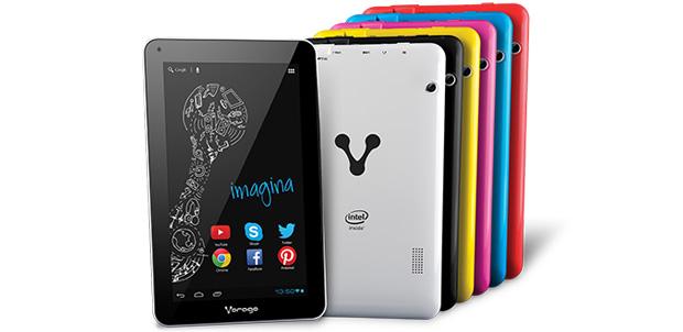 Vorago lanza tablet con procesador Intel
