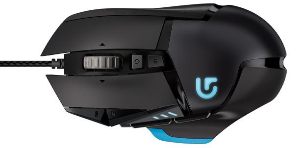 G502 Tunable Gaming Mouse el más preciso