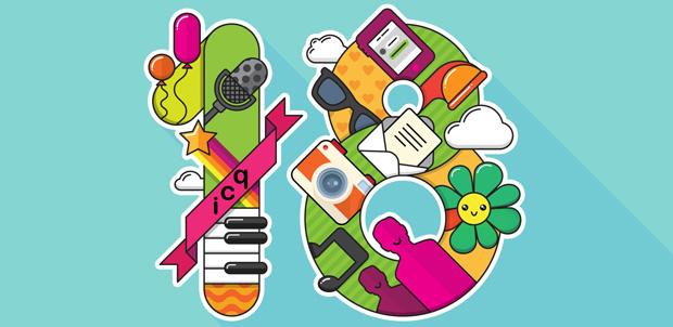 ICQ celebra 18 años de mensajería en el mundo