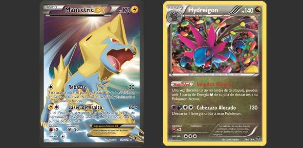 XY-Puños Furiosos para el JCC Pokémon