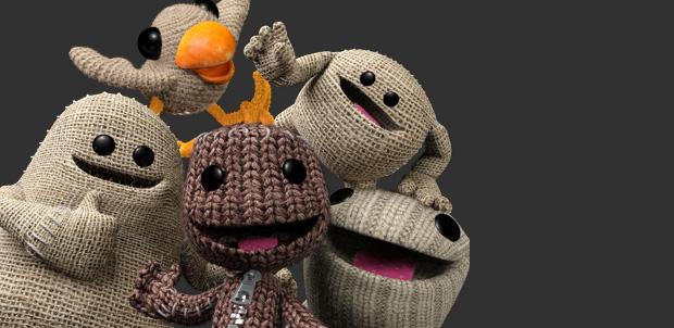 Sackboy y sus amigos ya en PlayStation 4