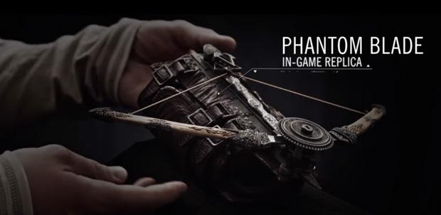 Puedes comprar la Phantom Blade de Arno