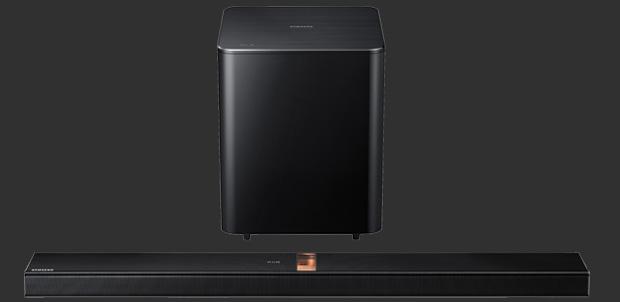 Las nuevas barras de sonido de Samsung