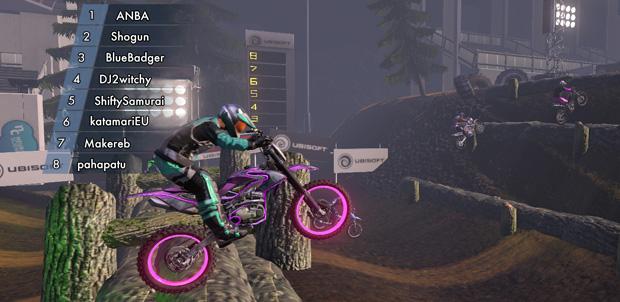 Equipos en la Beta para PC de Trials Fusion