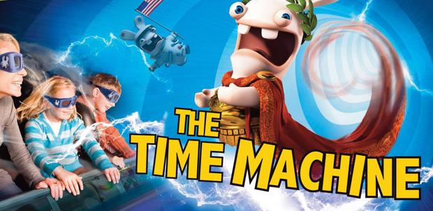 The-Futuroscope-The-Time-Machine