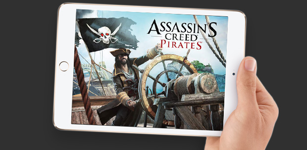 Más niveles para Assassin's Creed Pirates