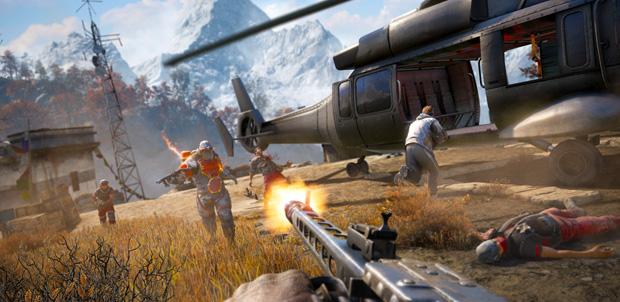 Far Cry 4 DLC enero
