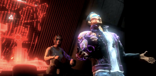 Mira el musical de Johnny Gat en Saints Row