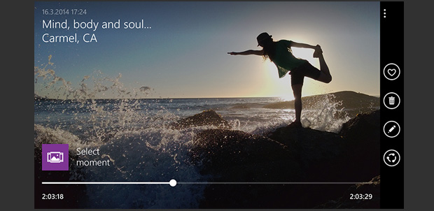 Lumia Denim para videos en 4K en tu Lumia