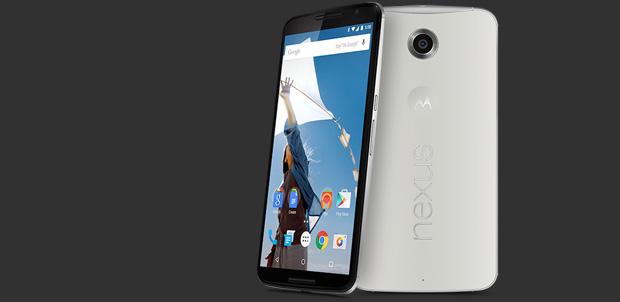 Nexus 6 llegará pronto a México en 9,999 pesos