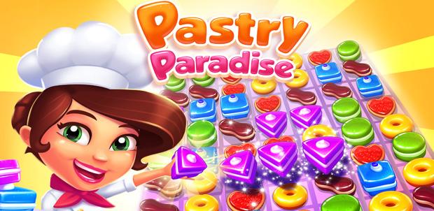 Pastry Paradise de Gameloft para tu iPhone